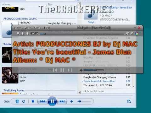 Karaoke en tu PC descargar e instalar minilyrics programa para ver la letras de las canciones