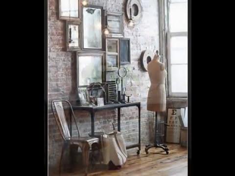 Decoracion con espejos estilos shabby chic vintage french - Decoracion con espejos ...