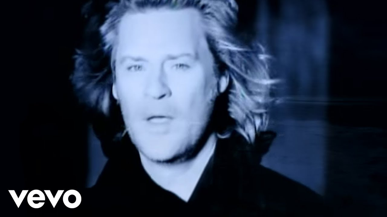 Daryl Hall - Stop Loving Me, Stop Loving You (Official Music Video)