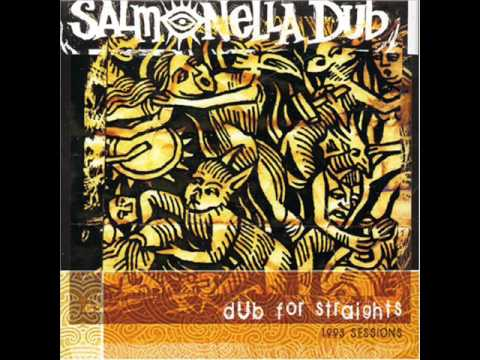 Salmonella Dub ‎– Dub For Straights (1994) Full Album