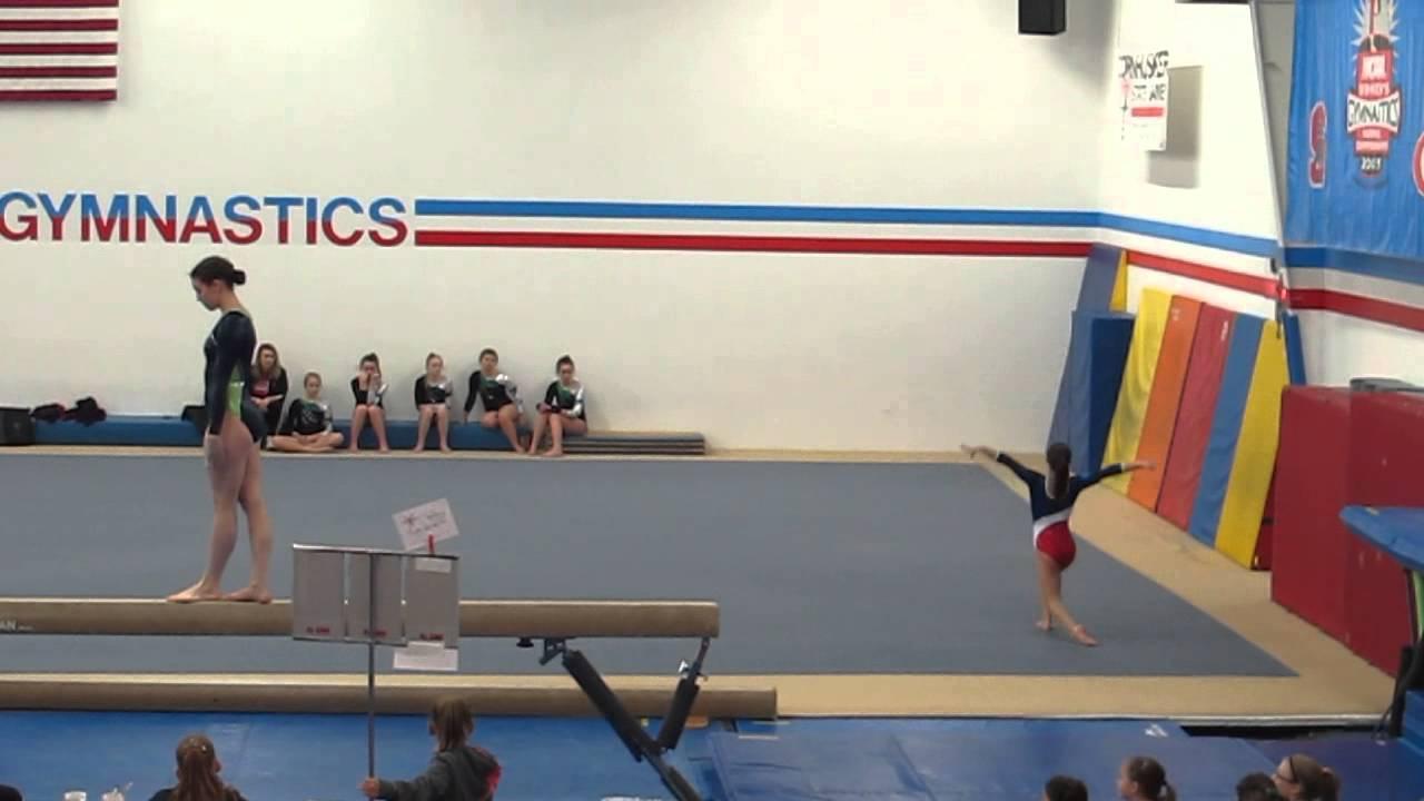 indiana gymnastics xcel meet february 2015