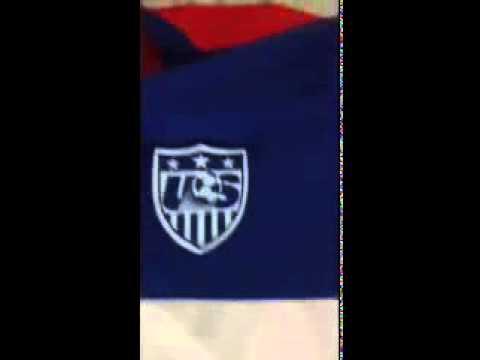 USA 2014 World Cup Jersey Away  Soccerjerseyparadise.cn