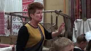 Уникальные кросна хранятся в музее Искитима