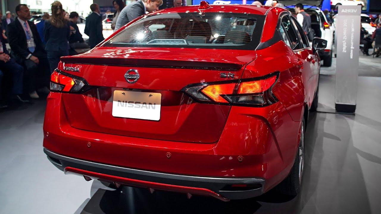 Nissan Sunny 2020 bản SR