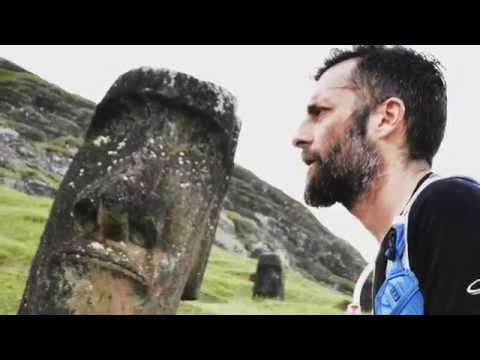 Dan Slater Interview on Rapa Nui TV