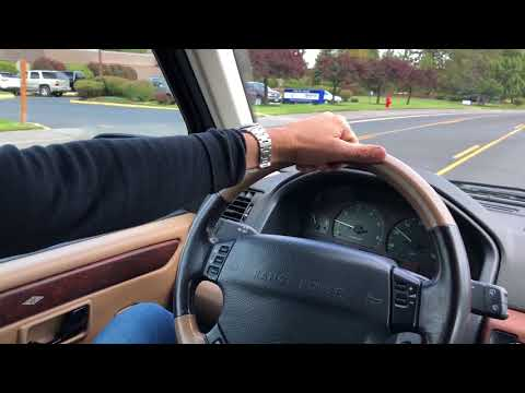 2000 Range Rover H&H Engine and Driving