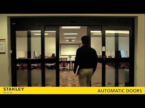 Dura-Glide Sliding Door Series: STANLEY Access Technologies