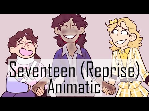 Seventeen (Reprise) - Heathers Animatic