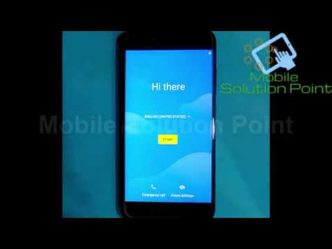 Mi-A1 (MDI2) FRP (Google Account) Lock Remove Done Without PC Method (Android Pie 9)