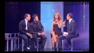Christophe Mae, Merwan Rim, Celine Dion - Etre a la hauteur