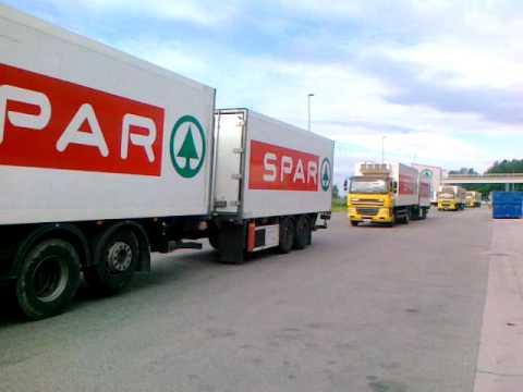Waberer's búcsú a SPAR-tól