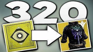 Destiny - HOW TO GET 320 EXOTICS !!