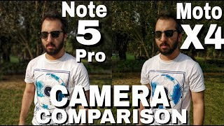 Redmi Note 5 Pro vs Moto X4 Camera Comparison|Redmi Note 5 Pro Camera Review|Moto X4 Camera Review