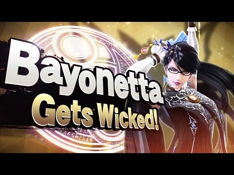 Bayonetta Gets Wicked in Super Smash Bros. - Official Trailer