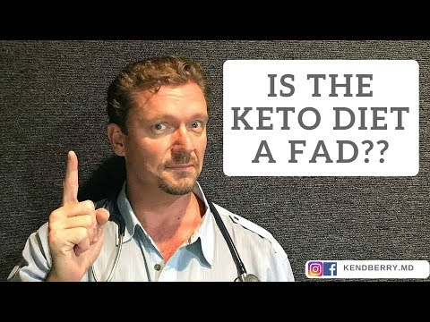 Is the Ketogenic Diet A Fad??? (Surprise Answer Alert)