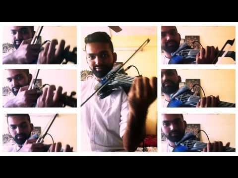 Sundari - Strings Cover by Manoj Kumar