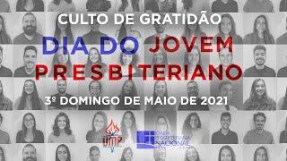 Culto & Mini Live (O Caminho da Cruz - Mateus 16.24-27 - Rev. Davi Medeiros) – 16/05/2021 (NOITE)