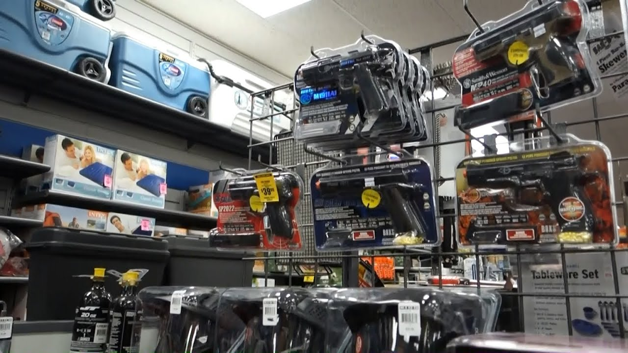 Shopping for airsoft guns youtube for Bb shopping it