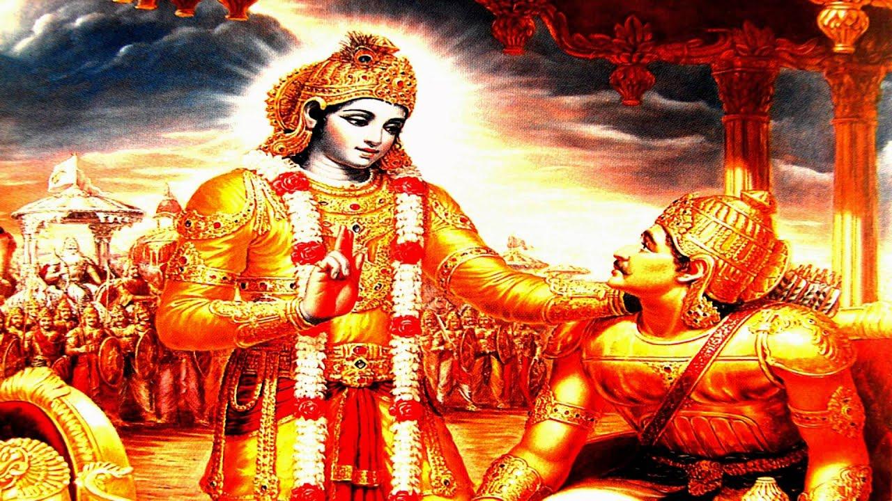 BHAGAVAD-GITA - CHAPTER 03 - SANSKRIT BY ANURADHA PAUDWAL (AUDIO &  SUBTITLES)