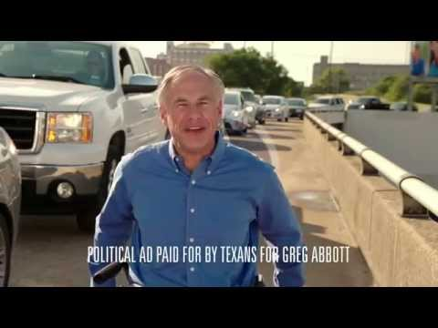 Greg Abbott Tackles Texas Traffic