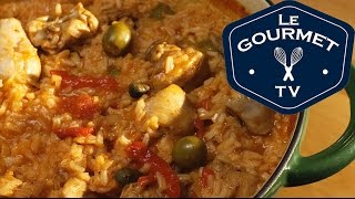 One-dish Chicken And Rice (asopao De Pollo) Recipe - Legourmettv