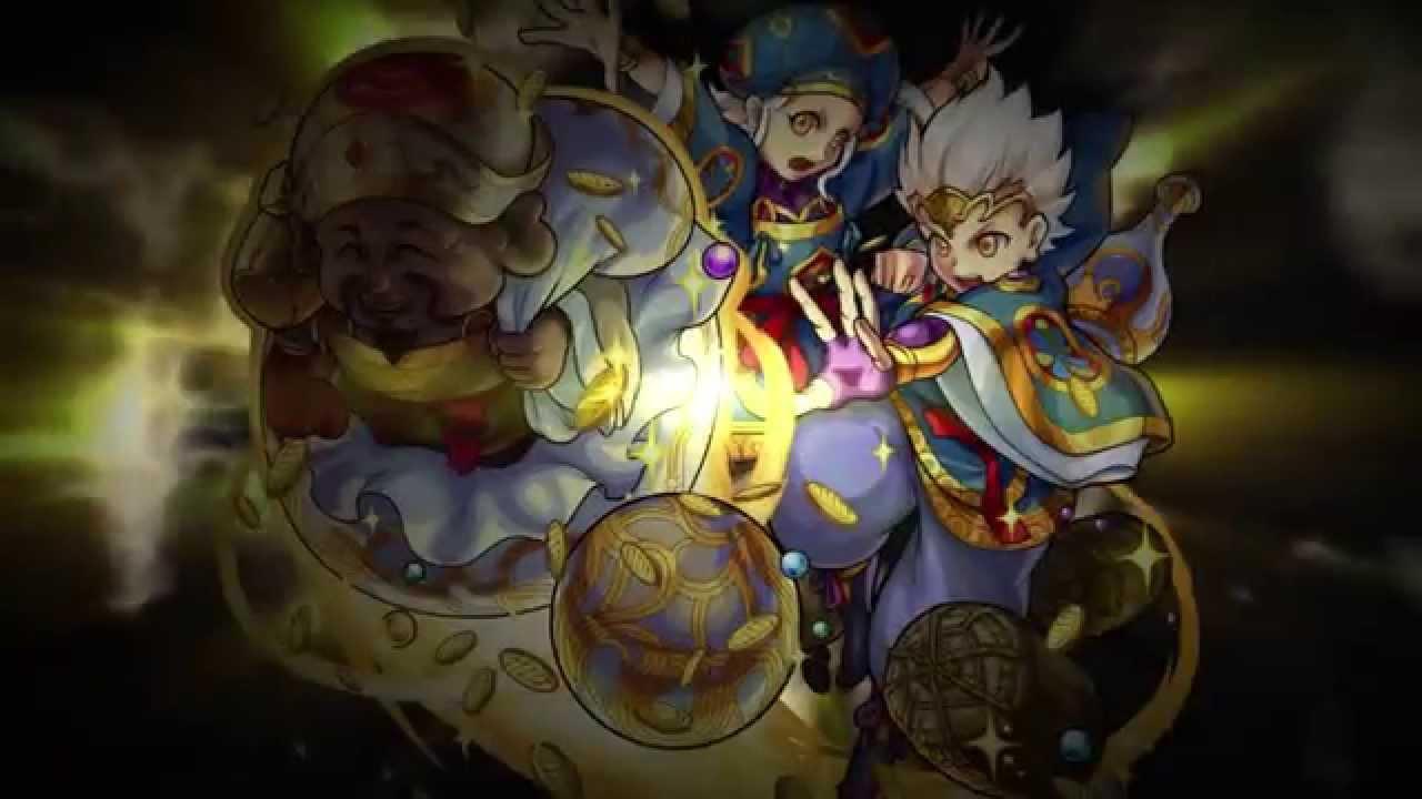 【PV】新超絕關卡「豐饒與破壞的雙聖」大黑天降臨! - YouTube