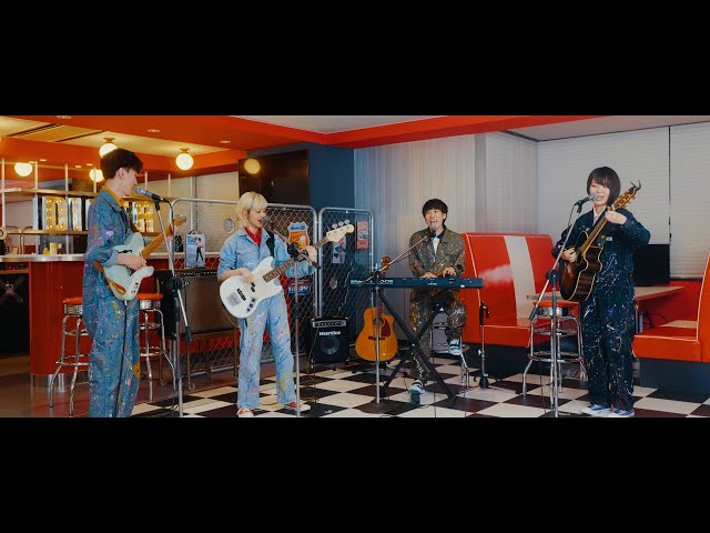 Hi Cheers!「Music Goes Round」Session Video