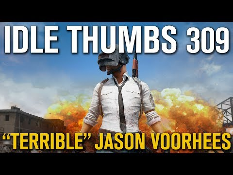 "Idle Thumbs 309: ""Terrible"" Jason Vorhees"