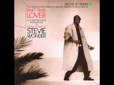 Stevie Wonder - Part Time Lover (Extended Version)