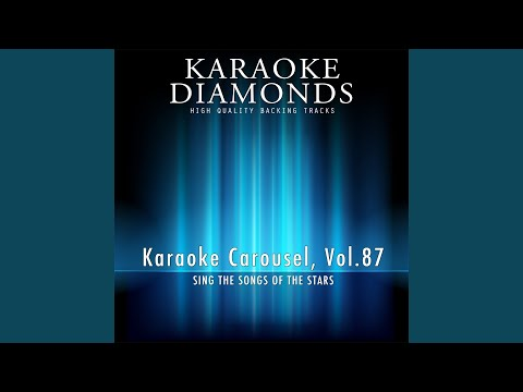 Blue Bayou (Karaoke Version) (Originally Performed by Linda Ronstadt)