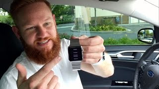 Apple Watch 42mm Stainless Steel with Link Bracelet unboxing