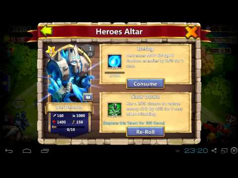 #050 New Boss 3 Strategy Without Cupid! - Castle Clash