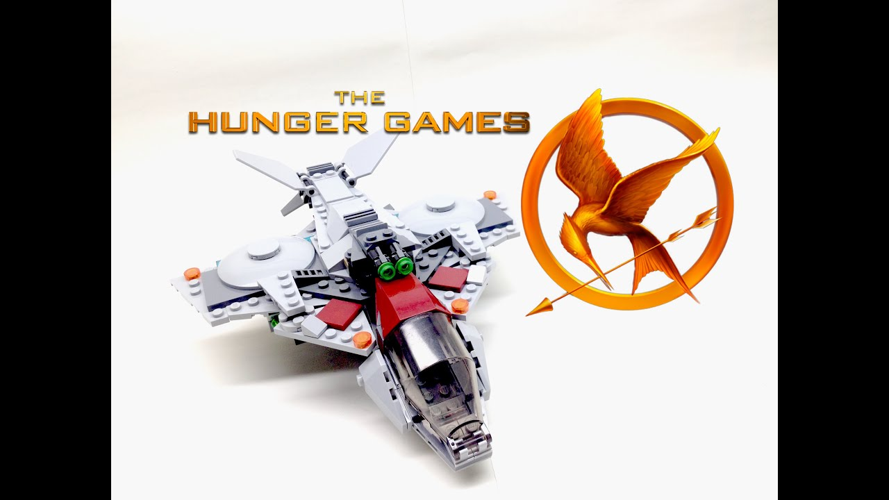 LEGO Hunger Games: Fighter Jet! (#26) (Contest Entry For ...