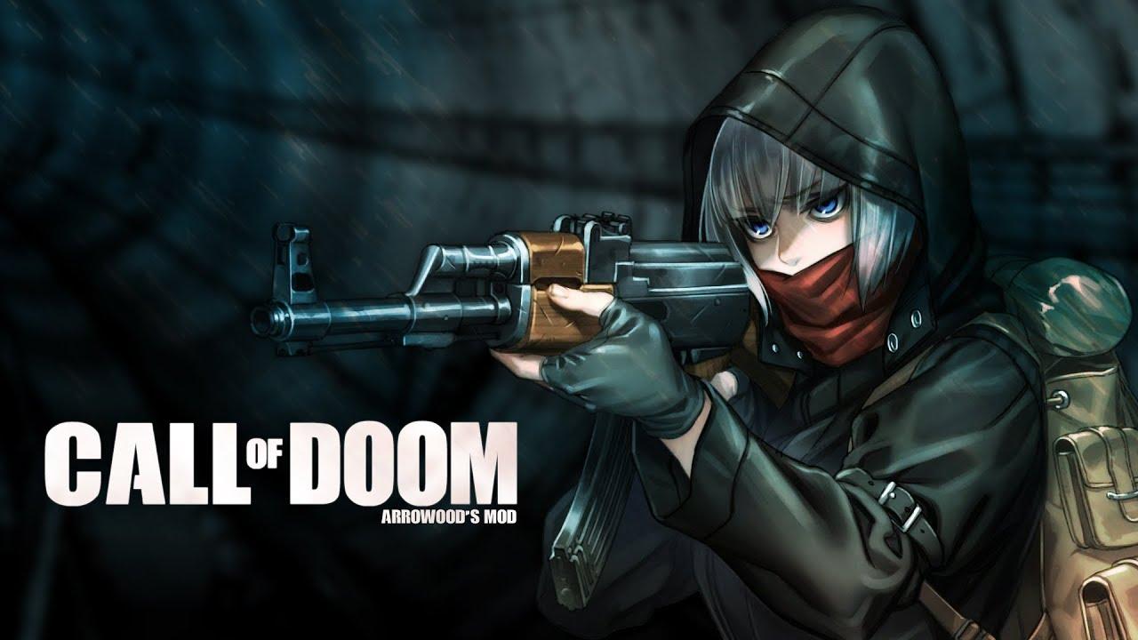 [Gameplay Guide] CALL OF DOOM:BLACK WARFARE 0 5 Beta // DOOM Weapons MOD