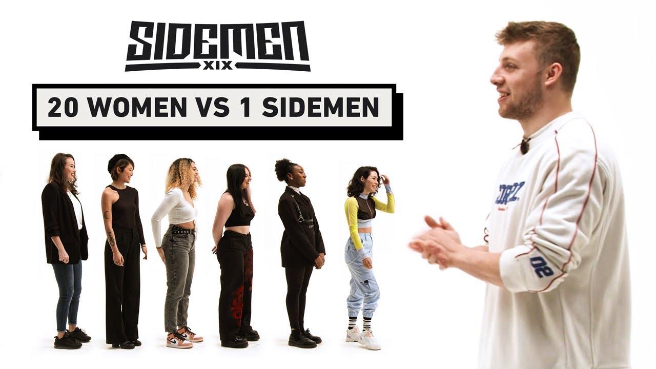 Download 20 WOMEN VS 1 SIDEMEN: HARRY EDITION