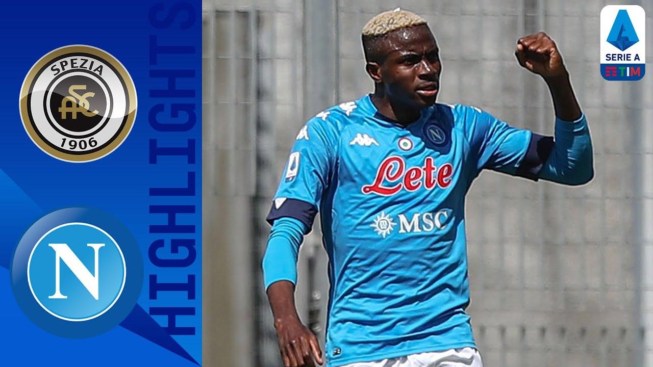 Download Spezia 1-4 Napoli | Stunning Napoli Performance in Vital Win | Serie A TIM