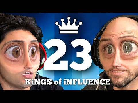 Kings Podcast #23 (Proof UFOs Exist, World's Biggest Orgy, Japanese Man Marries a Hologram)
