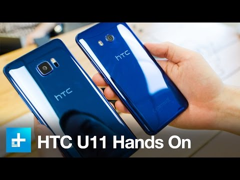 HTC U11 - Hands on
