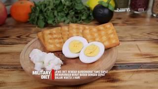 Military Diet Yang Bisa Anda Coba Untuk Menurunkan Berat Badan