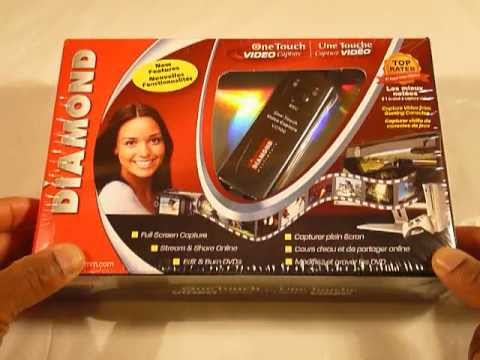 Diamond VC One Touch Video Capture Device Specs & Prices