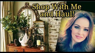 Shop with Me and Haul from Local Antique Malls, Consignment Shops and Thrift Stores!