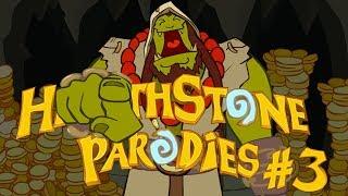 Hearthstone Cartoon Parody #3 : Evolve Shaman