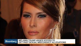 Melania Trump: 'Don't Feel Sorry for Me'