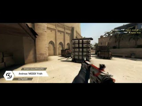 In the crosshairs: SK vs FlipSid3