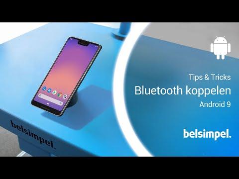 Tips&Tricks - Google Android 9: Bluetooth koppelen