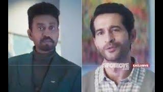 "Zapętlaj Irrfan Khan's First Ad Post Recovery; Hiten Tejwani's ""Dream Come True"" As He Shares Screen   SpotboyE"