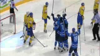 Fínsko vs Švédsko 6:1 (World championship 2011)