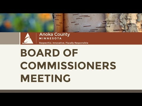 Board of Commissioners Meeting, September 26, 2017