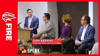 Sam Abrams discusses tenure and viewpoint diversity on campus