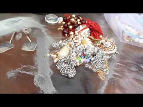 Video Games Jewelry CDs Perfumes +. Flea Market Garage Yard Estate Sale Finds Pick-Ups - 5/20/17